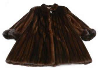 Como hacer un abrigo de vison