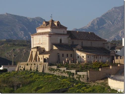 Antequera Iglesia del Carmen