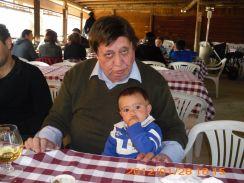 La cara del abuelo