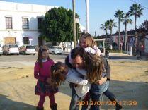 Jose y sus sobrinas