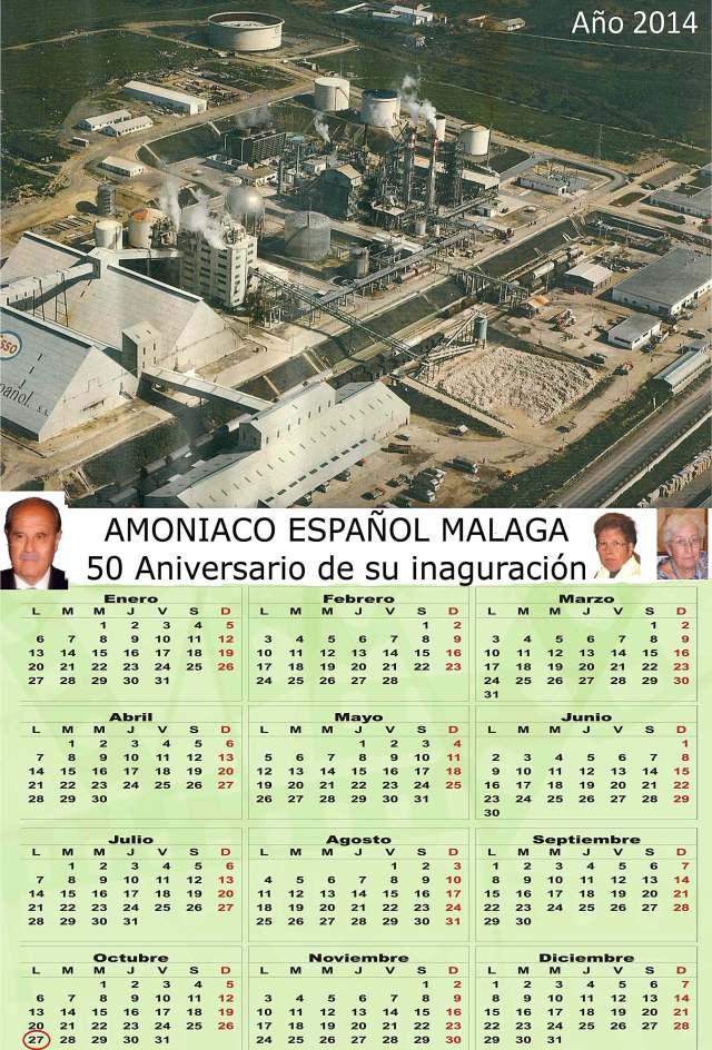 AMONIACO Año 2014
