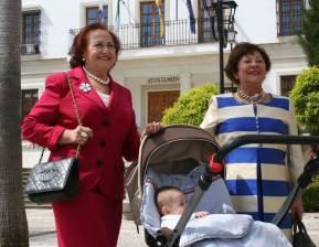 Bautizo de Daniel Sánchez Martín