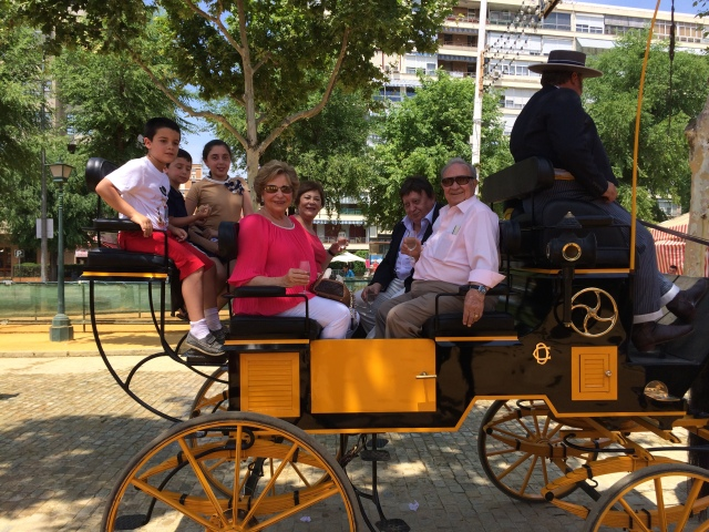 Feria Sevilla 2014