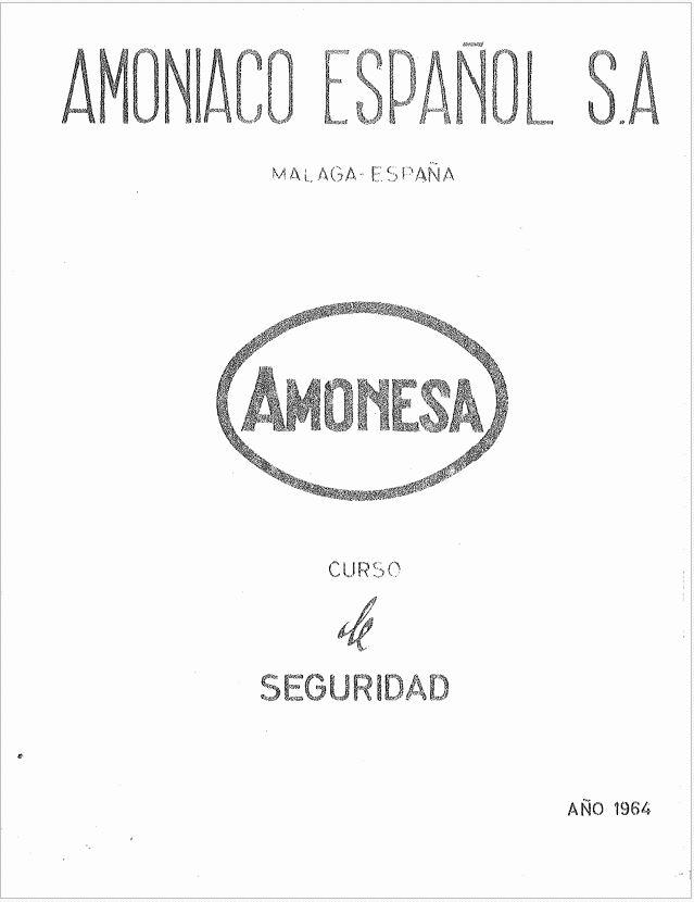 Curso seguridad Amonesa 00